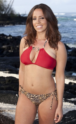 SURVIVOR: ONE WORLD Cast, Alicia Rose