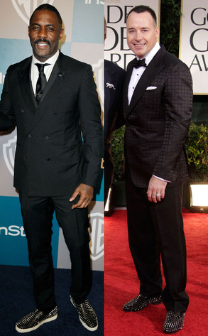 Idris Elba, David Furnish