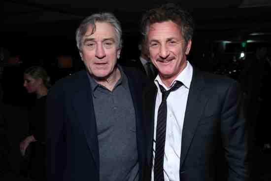 Robert De Niro, Sean Penn, Grey Goose