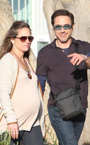 Susan Downey, Robert Downey Jr. i