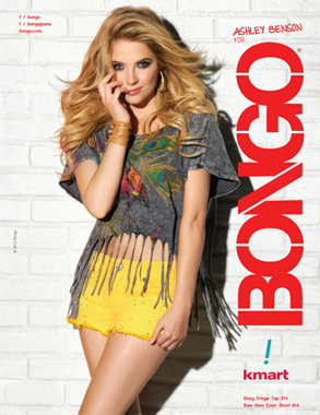 Ashley Benson, Bongo