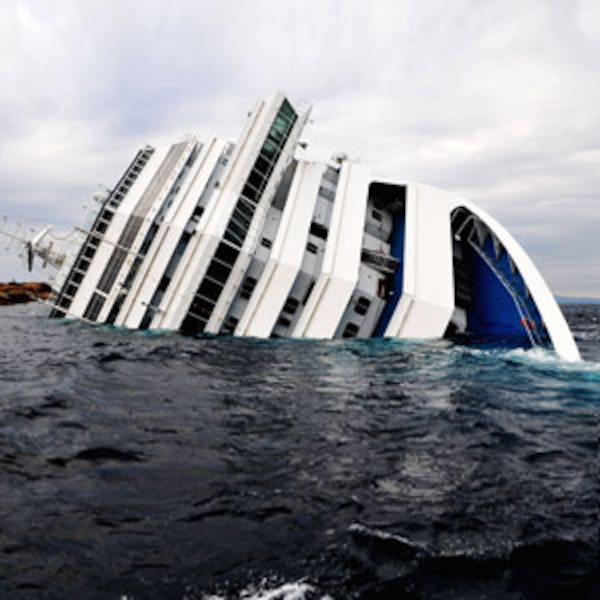 Hollywood Already Capitalizing On The Costa Concordia