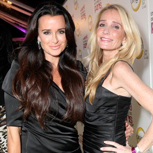Kyle Richards, Kim Richards