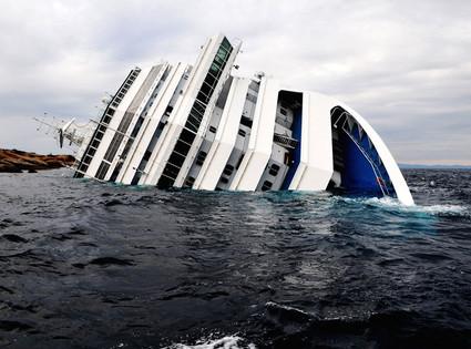 Costa Concordia Cruise