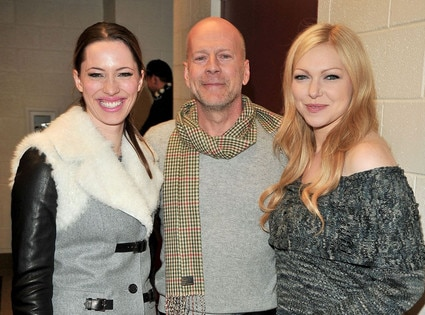 Sundance, Rebecca Hall, Bruce Willis, Laura Prepon