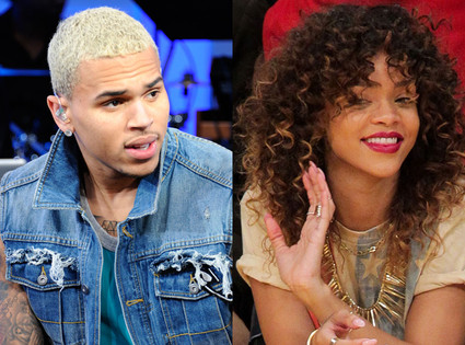 Magnificent Shocker Are Chris Brown And Rihanna Really Teaming Up For Birthday Cards Printable Benkemecafe Filternl