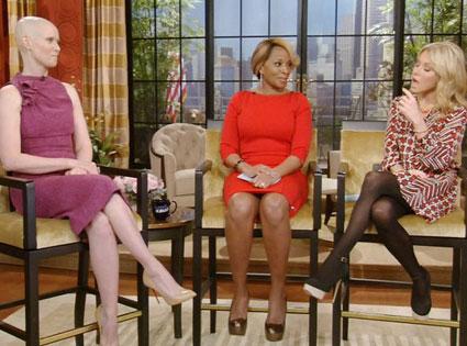 Cynthia Nixon, Live With Kelly