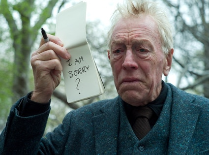 Max Von Sydow, Extremely Loud and Incredibly Close