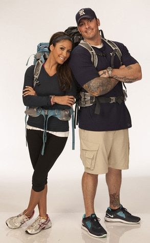 THE AMAZING RACE 20, Vanessa Macias, Ralph Kelley