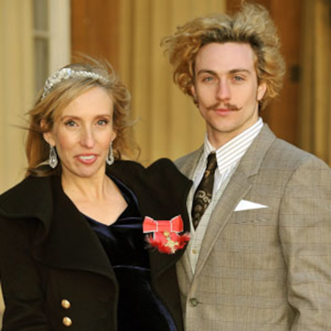 Kick Ass Wedding Director Sam Taylor Wood 45 Marries 22 Year Old Actor Aaron Johnson E Online Au