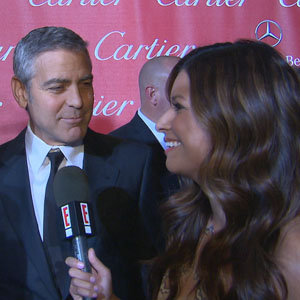 George Clooney, Kristina Guerrero