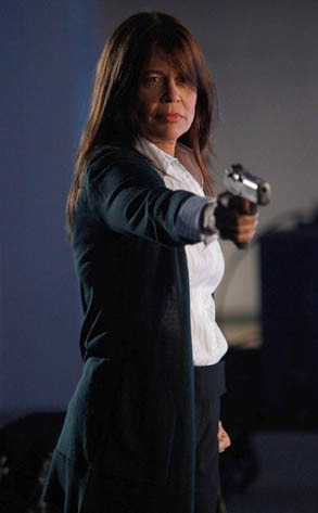 Linda Hamilton, Chuck