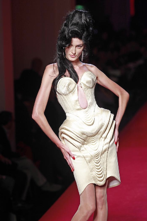 Ami Winehouse Gaultier