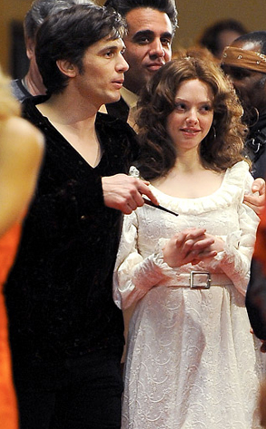 James Franco, Amanda Seyfried