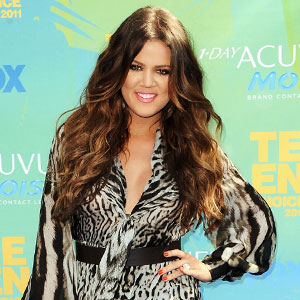 Teen Choice Awards, Khloe Kardashian Odom
