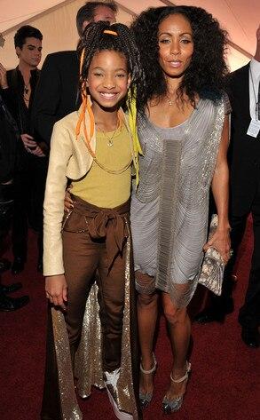 Willow Smith, Jada Pinkett Smith, Grammy Awards