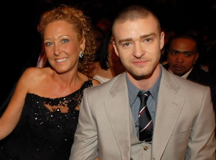 Justin Timberlake, Lynn Timberlake