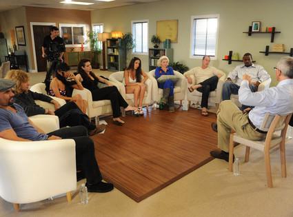 Dr. Drew, Celebrity Rehab 5 Cast