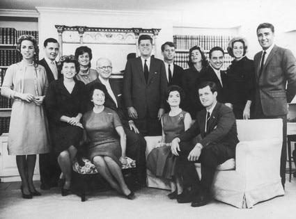 John F. Kennedy, Family