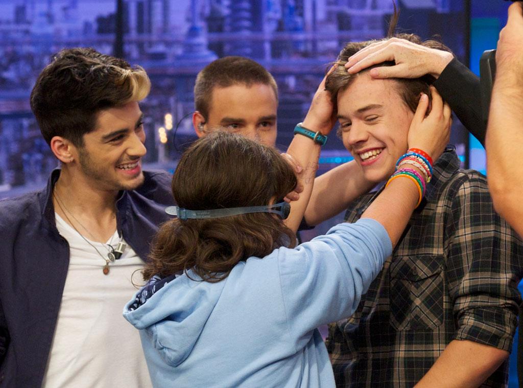 One Direction, Harry Styles, Zayn Malik, Liam Payne