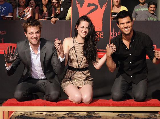 Robert Pattinson Recalls Meeting Kristen Stewart and Taylor