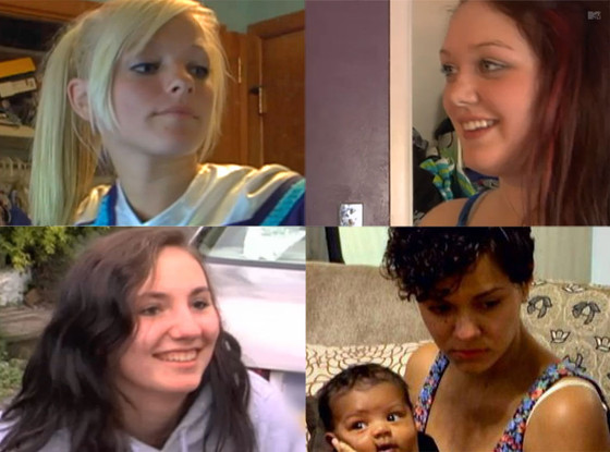 Teen Mom 3 Cast Announced Meet The 16 And Pregnant Alums