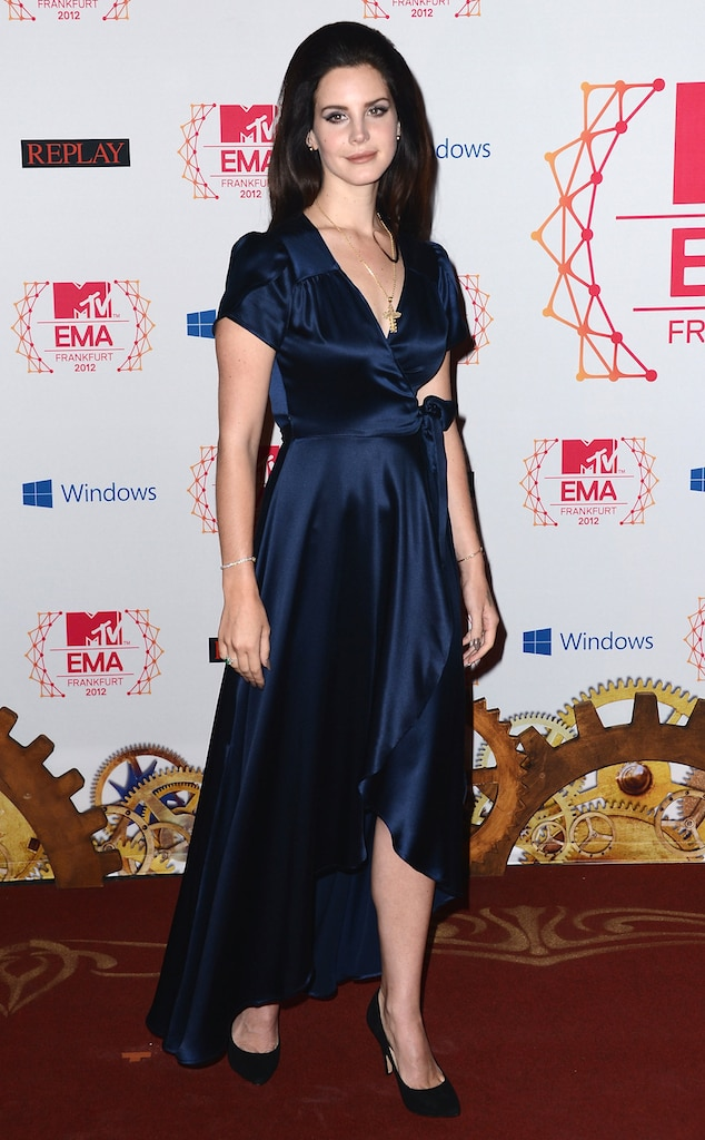 Lana Del Rey, EMA