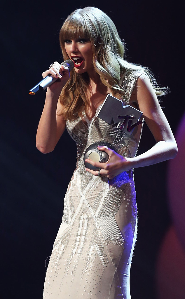 Taylor Swift, EMA Show