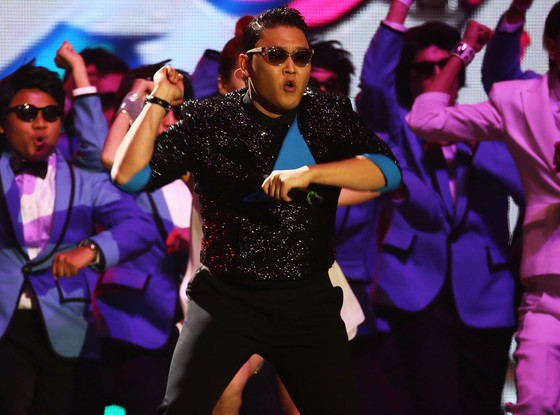Psy, EMA Show