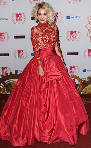 Rita Ora, EMA
