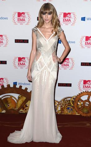 Taylor Swift, EMA