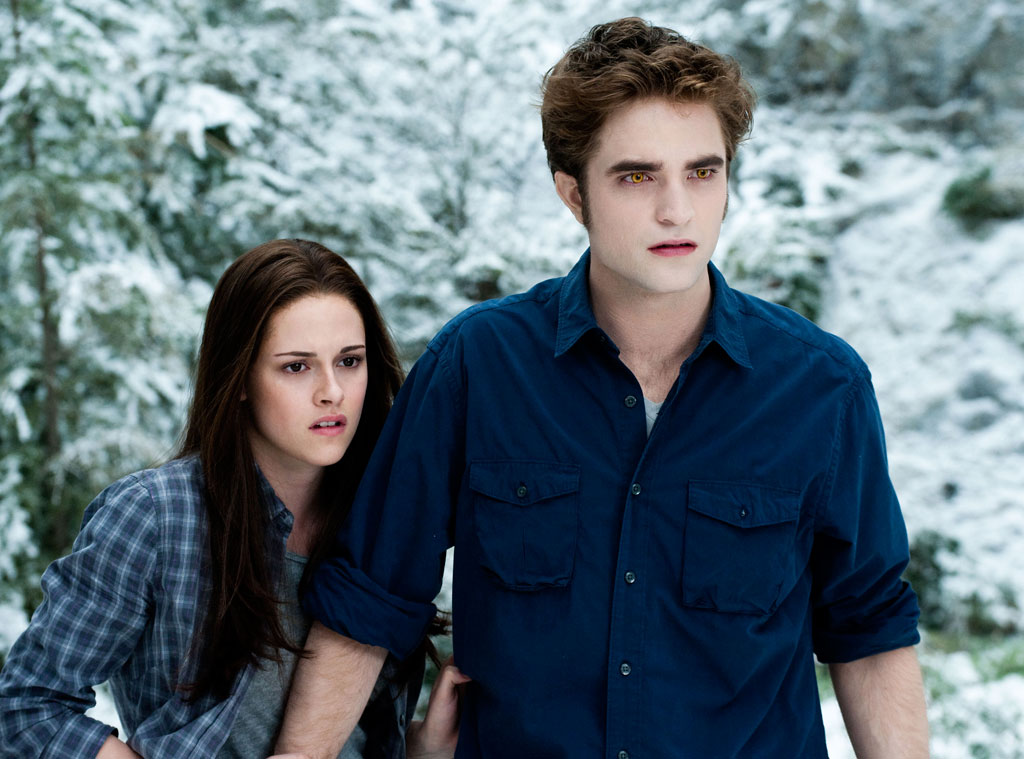 Who are the cast of twilight dating