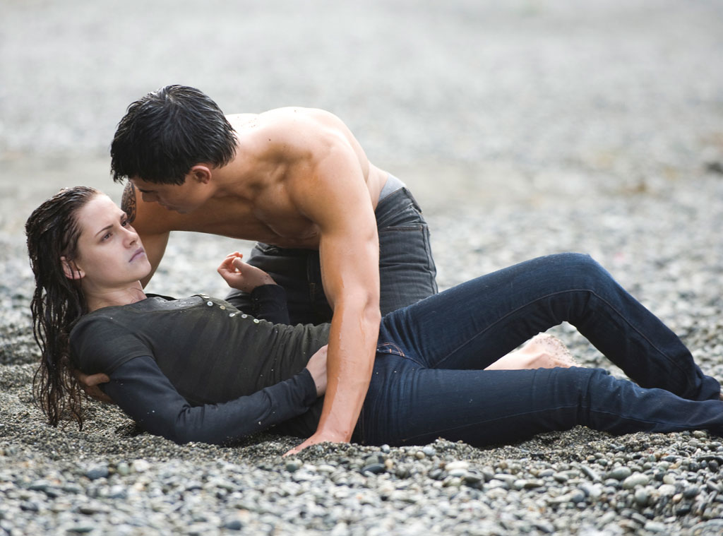 Twilight New Moon, Kristen Stewart, Taylor Lautner