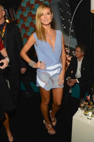 Heidi Klum, MTV EMA