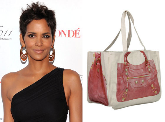 Halle Berry, Thursday Friday Tote