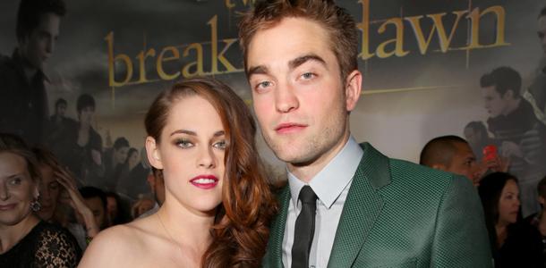 Kristen Stewart, Robert Pattinson, Breaking Dawn Part 2 Premiere