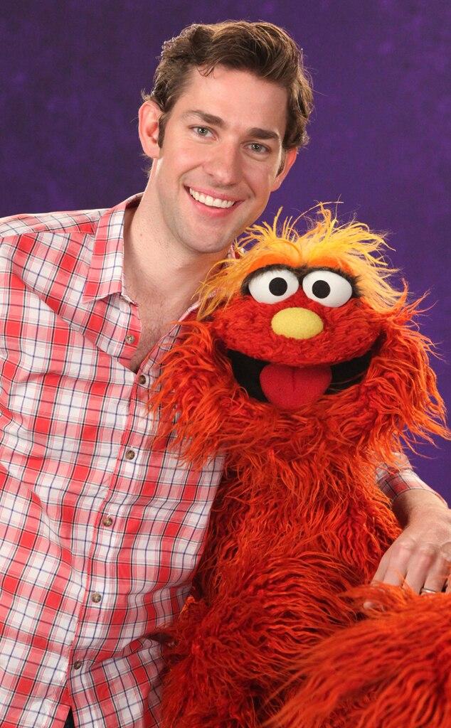 John Krasinski, Celebs on Sesame Street