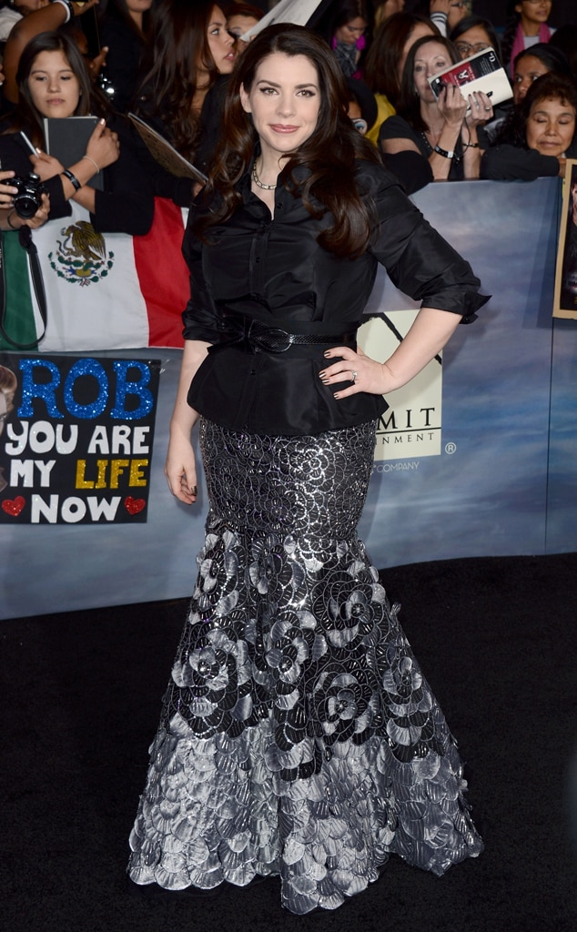 Stephanie Meyer, Breaking Dawn Part 2 Premiere