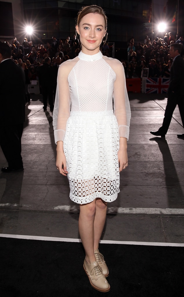 Saoirse Ronan, Breaking Dawn Part 2 Premiere