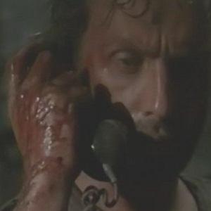 Walking Dead call