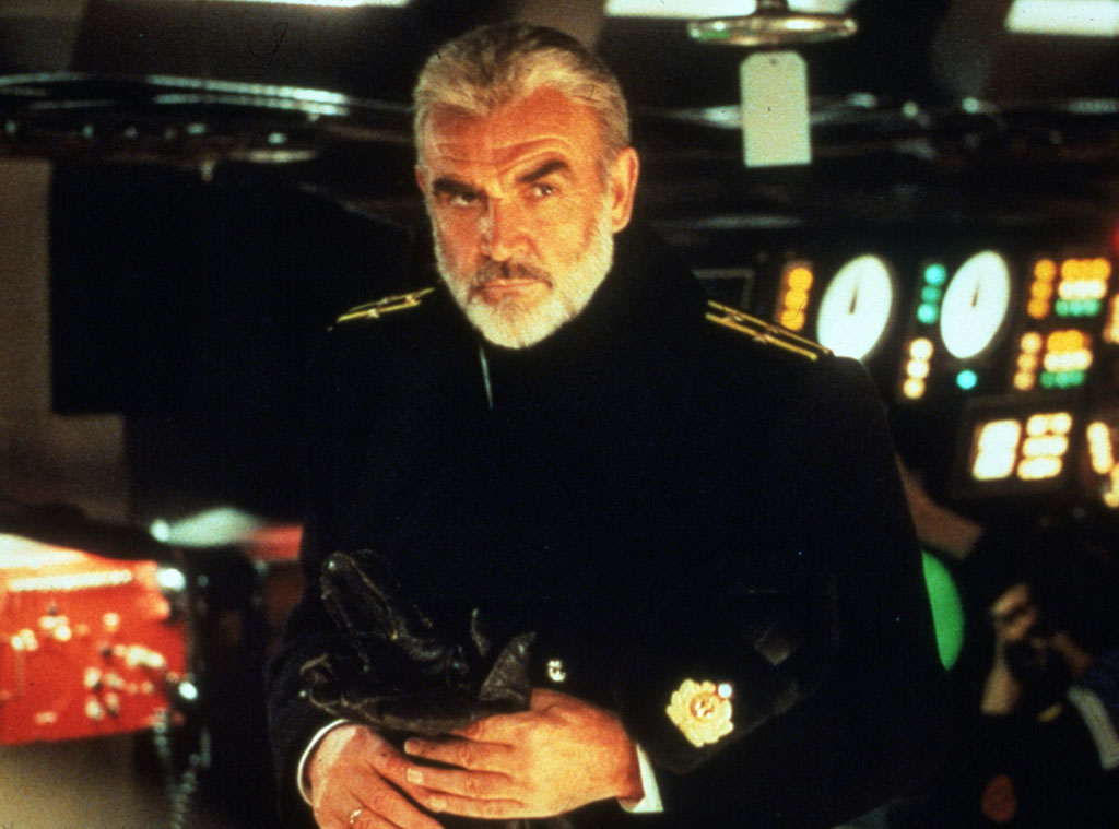 Sean Connery, The Hunt for Red October