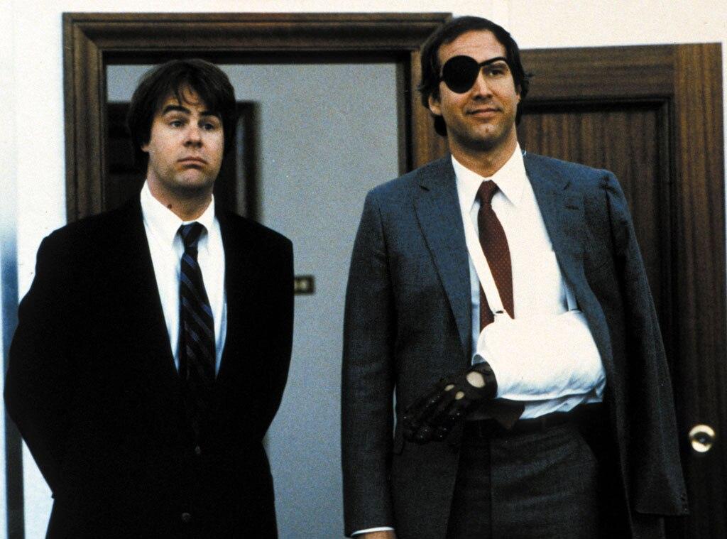 Dan Akroyd, Chevy Chase, Spies Like Us