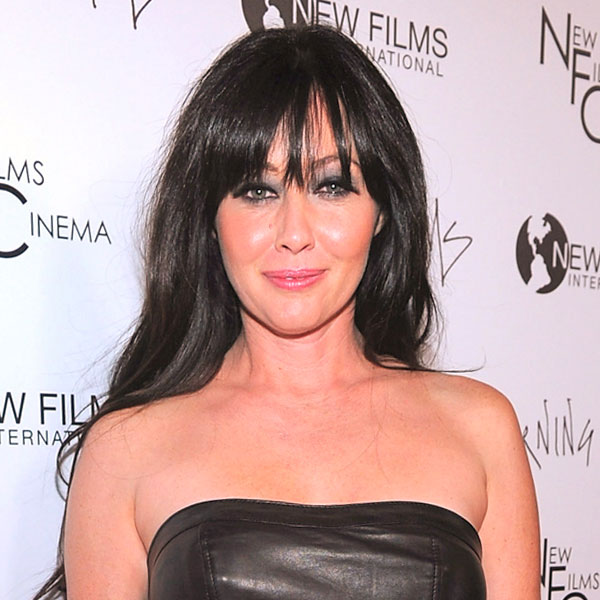 Shannen Doherty to the Rescue! - E! Online