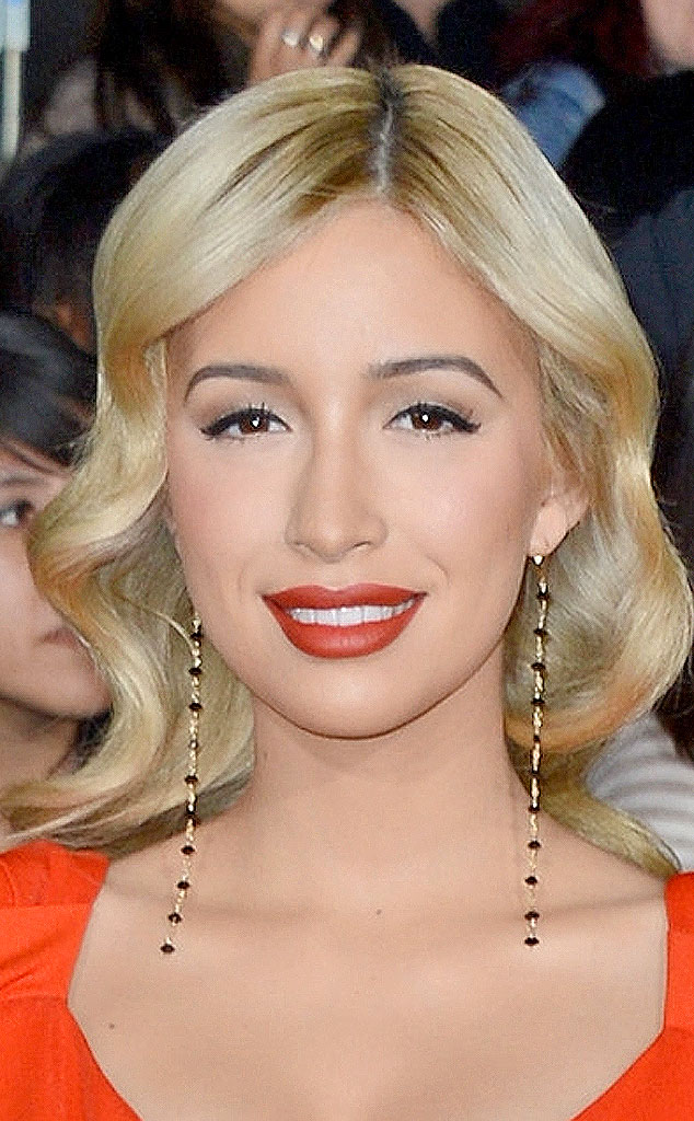 Christian Serratos, Breaking Dawn Part 2 Premiere