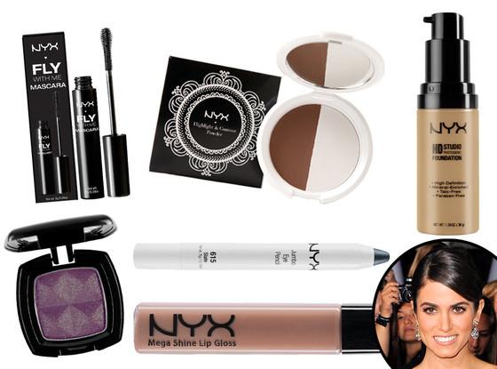 Nikki Reed, NYX cosmetics