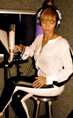 Beyonce, Twit Pic