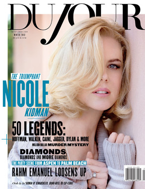 Nicole Kidman, DuJour Magazine