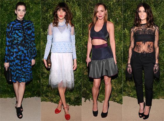 WORST of the CFDA: Liv Tyler, Alexa Chung, Christina Ricci, Ashley Greene