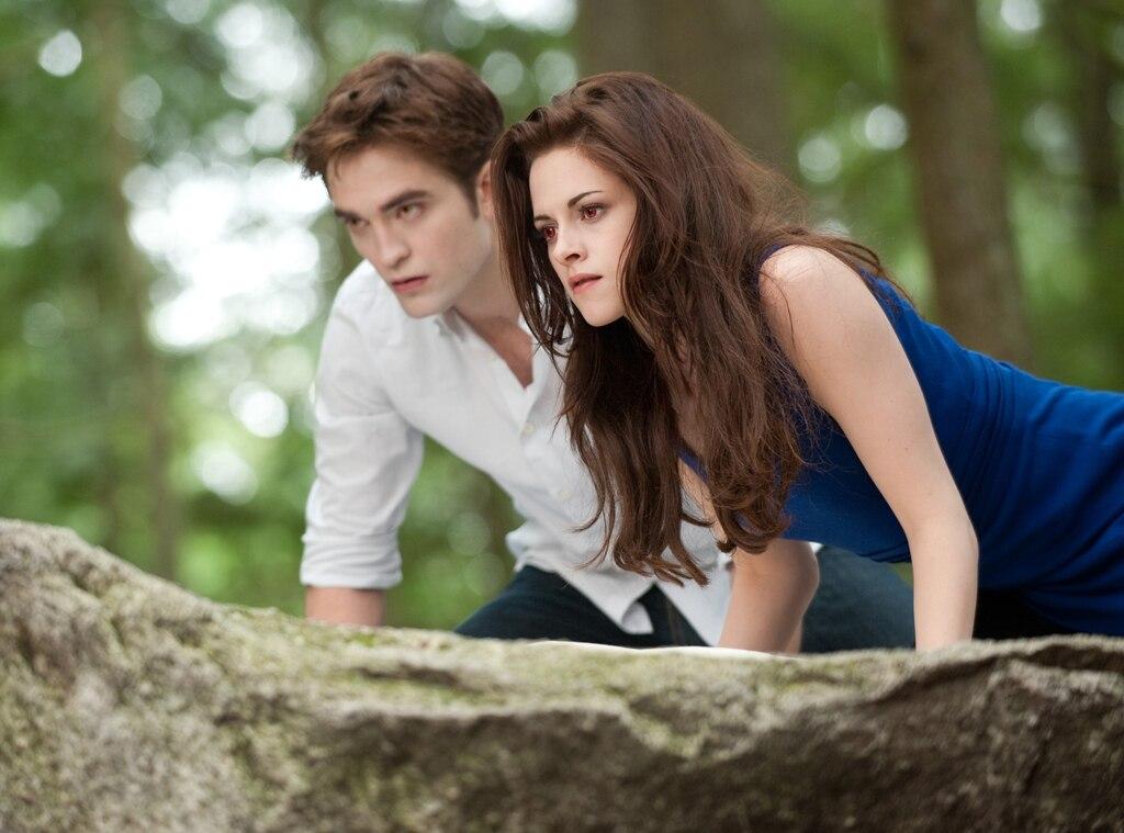 Robert Pattinson, Kristen Stewart, Breaking Dawn Part 2
