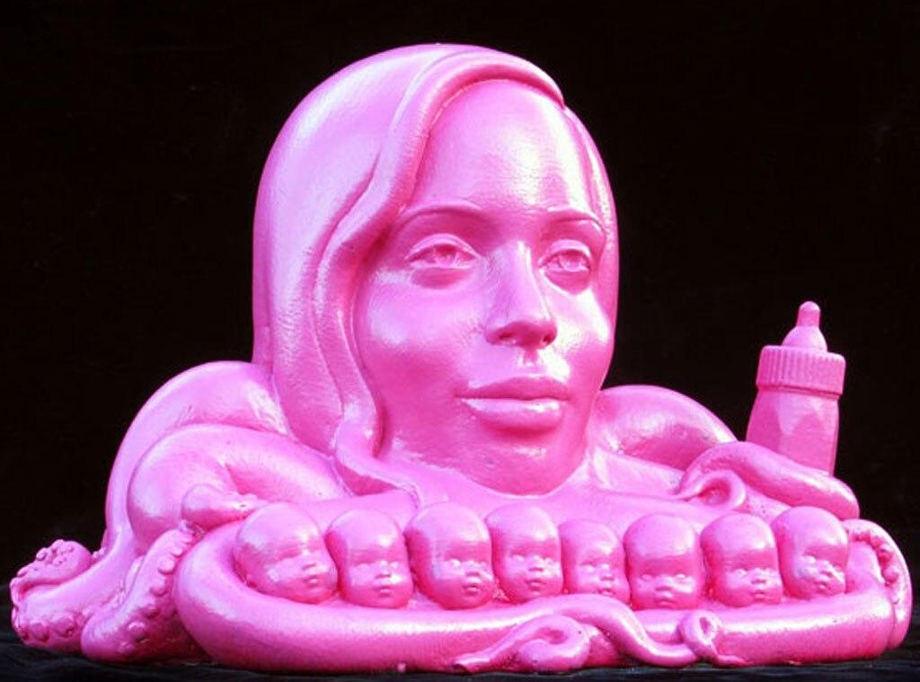 Octomom Art
